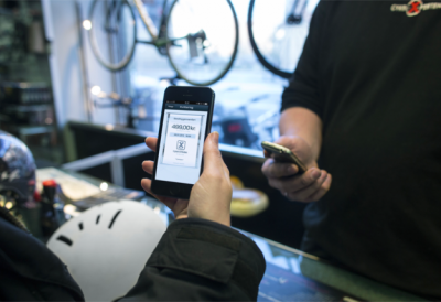 MobilePay is a mobile payment solution for person-to-person and person-to-business
