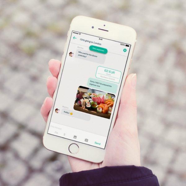 WeShare – MobilePay's little sister