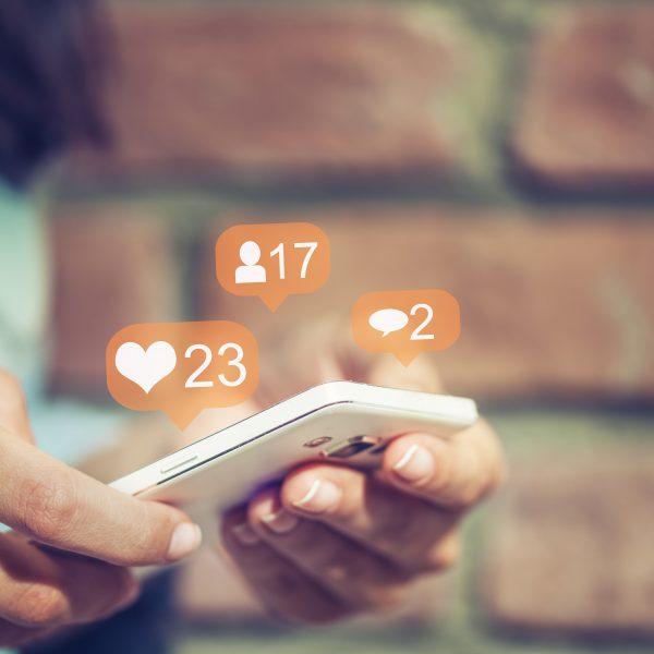 Social Media insights via Google Cloud AI