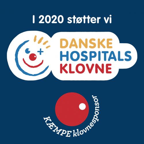 Trifork sponsors the Danish Hospital Clowns