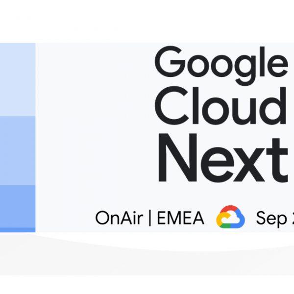 Google Cloud Next onAir – Join Trifork now!